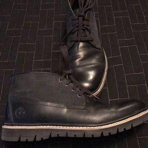 Men's Timberland Boots sz 10 Black